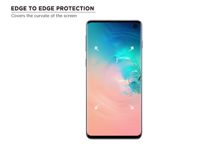 Hydrogel Self-Healing Screen Protector for Samsung Galaxy S10e (3 Pack)