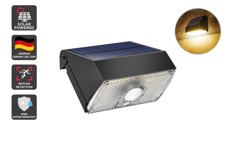 Solar Powered Motion Sensor Mini LED Flood Light (2000mAh)