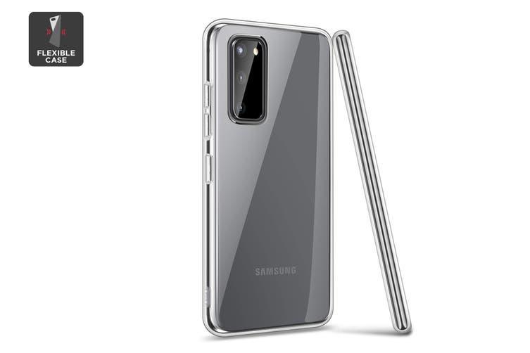 Samsung Galaxy S20 Slim Clear Case