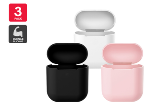 Silicone Case for AirPods 1/2 Multi Pack
