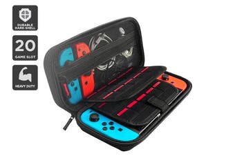 Nintendo Switch Carry Case (20 Game Slots)