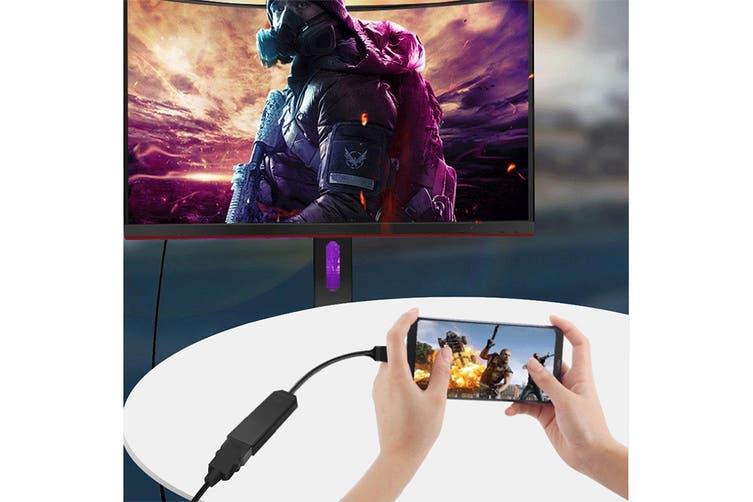 4K 60Hz Type C to HDMI Adapter