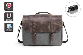 Orbis Heritage Camera Messenger Shoulder Bag