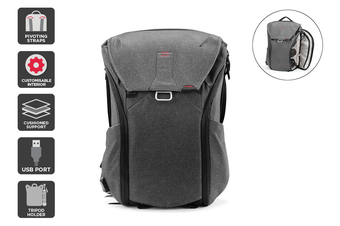 Orbis 20L Camera Backpack Bag