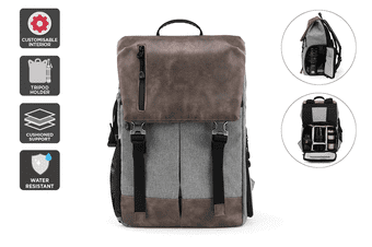 Orbis Urban Camera Backpack Bag