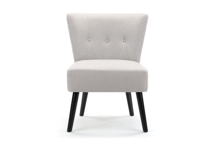 Ovela Camden Accent Chair (Beige)