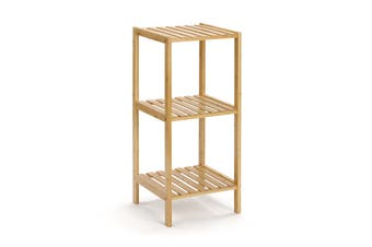 Ovela Bamboo 3-Tier Rack