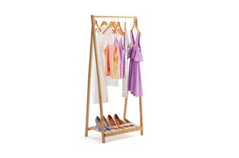 Ovela Bamboo Coat Rack