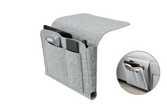 Ovela Bedside Organiser (Grey)