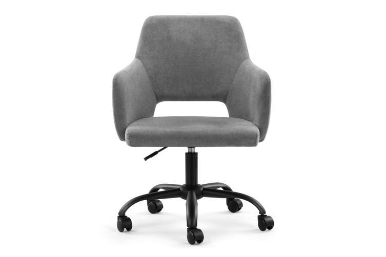 Ovela Blarney Office Chair (Charcoal)