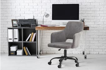Ovela Blarney Office Chair (Charcoal)