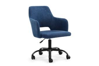 Ovela Blarney Office Chair (Navy)