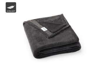 Ovela Super Soft Blanket (Charcoal)
