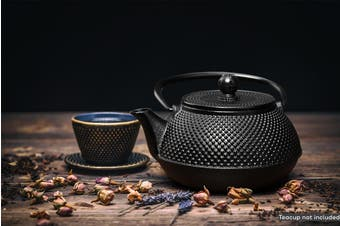 Ovela Cast Iron Teapot 800mL - Zen
