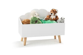 Ovela Children's Cloud Storage Box (White)