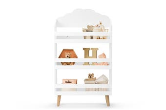 Ovela Children's Cloud Storage Shelf (White)