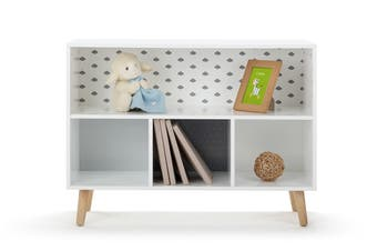 Ovela Children's Storage Shelf (White)
