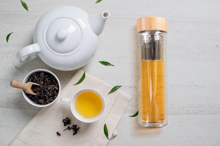 Ovela Double Wall Glass Tea Infuser 500ml