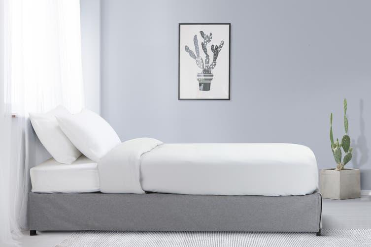 Ovela Tori Bed Frame (Grey, Single)
