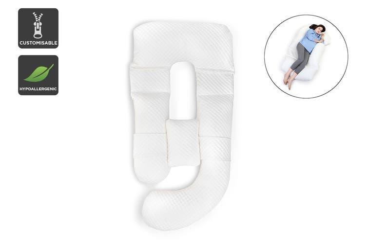 Ovela Customisable Maternity Pillow
