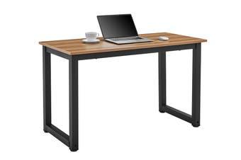 Ovela Glasgow Study Desk (Walnut/Black)