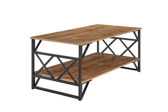 Ovela Newtown Coffee Table (Rustic Oak)