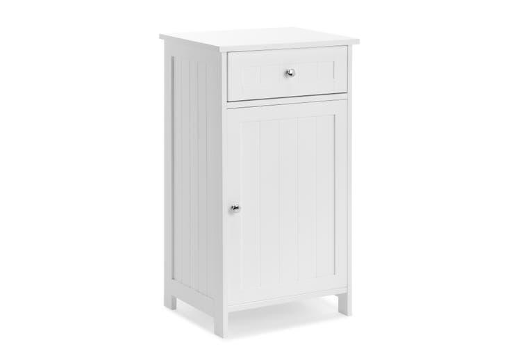 Ovela Olivia Bathroom Cabinet (White)