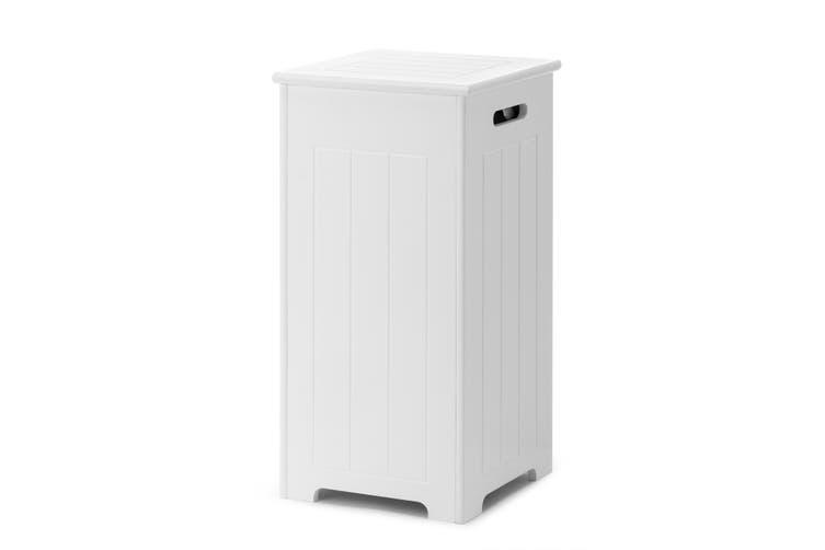 Ovela Olivia Laundry Cabinet (White)