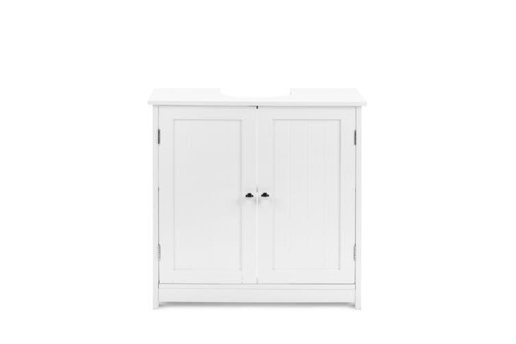 Ovela Olivia Bathroom Undersink (White)