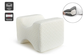 Ovela Memory Foam Knee Pillow