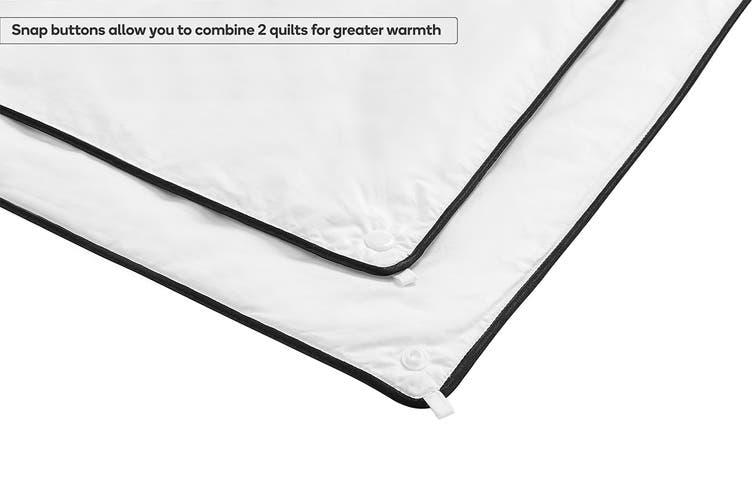 Ovela 300GSM Silk Quilt (King)