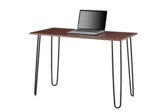 Ovela Victoria Desk (Walnut/Black)