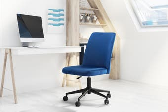 Ovela Wexford Office Chair (Navy)