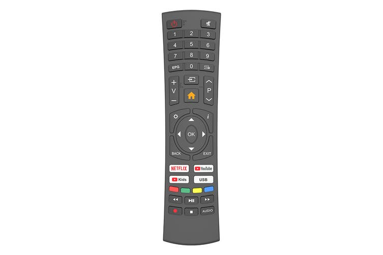 Remote Control for Kogan EH7500SVA Series TV