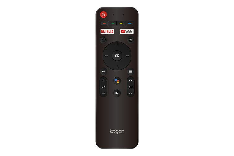 Remote Control for Kogan Series 9, RH9000 and RF9000 TVs