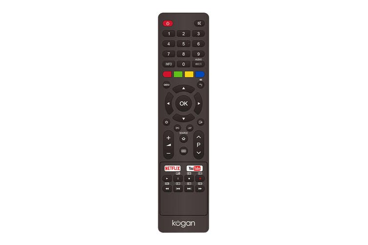 Kogan TV Remote Control (T001)