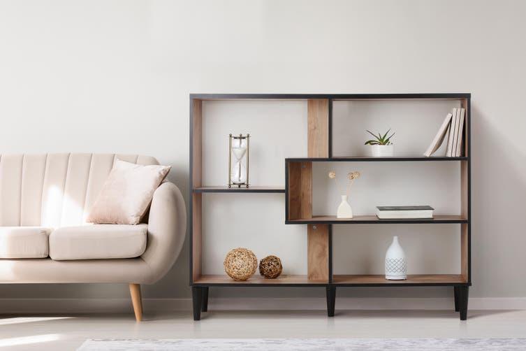 Shangri-La Avalon Bookcase (Oak)