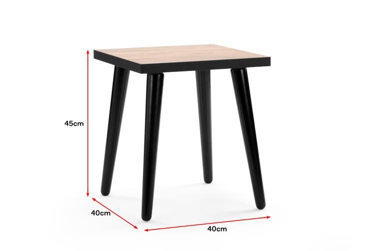 Shangri-La Avalon Side Table (Oak)