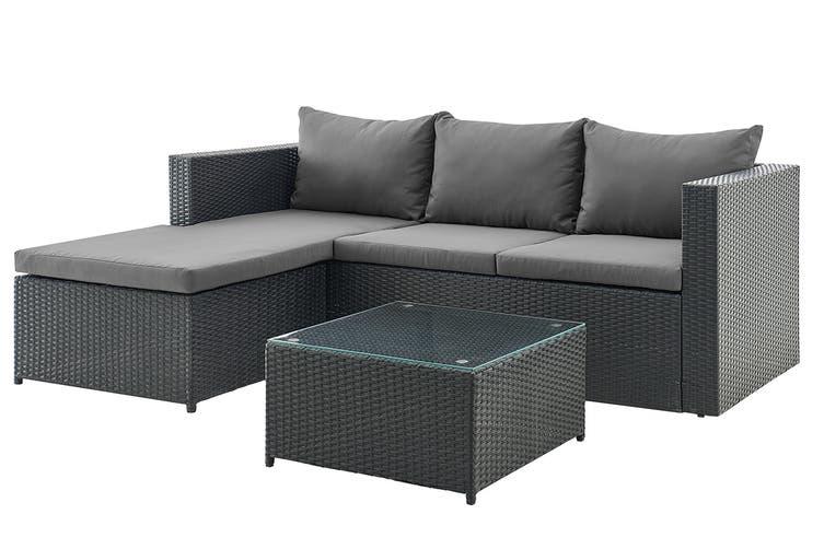 Shangri La Roberston Outdoor Furniture, Grey Outdoor Furniture