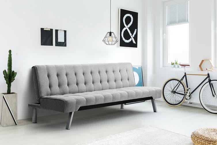 Shangri-La Corby Sofa Bed (Grey)