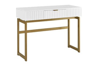 Shangri-La Dressing Table - Edinburgh Collection (White)