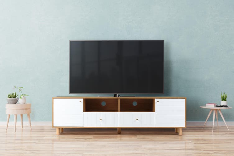 Shangri-La TV Entertainment Unit - Lyon Collection (White)