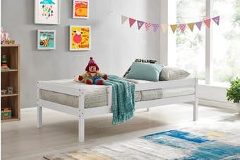 Shangri-La Modesto Single Day Bed (White)