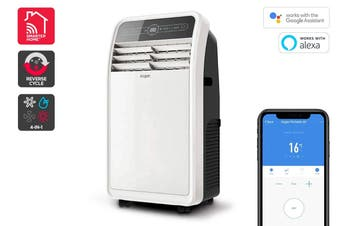 Kogan SmarterHome™ 4.1kW Portable Air Conditioner (Reverse Cycle)