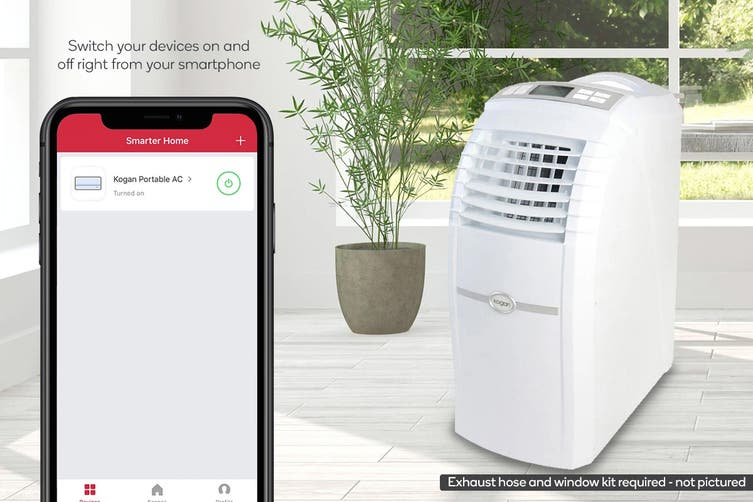 Kogan SmarterHome™ 5.2kW Portable Air Conditioner (Reverse Cycle)