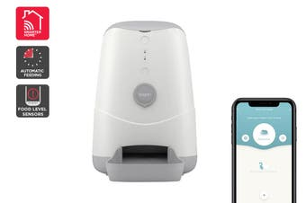 Kogan SmarterHome™ Smart Wi-Fi Pet Feeder