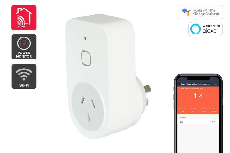 Kogan SmarterHome™ Smart Plug With Energy Meter