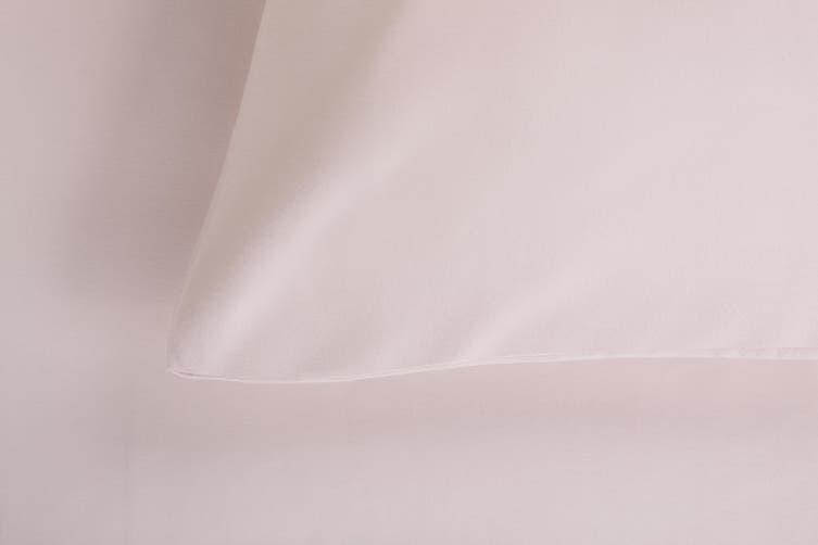 Trafalgar Hotel Quality 1200TC Cotton Rich Bed Sheet Set (Single, Blush)