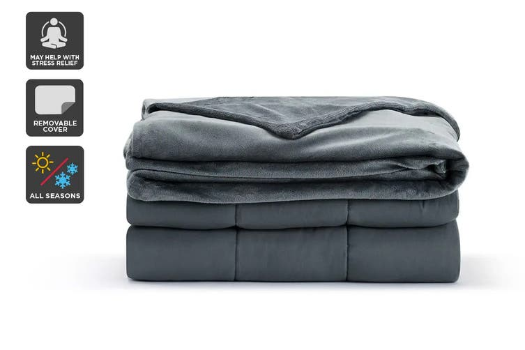 Trafalgar All Seasons Weighted Blanket 7kg