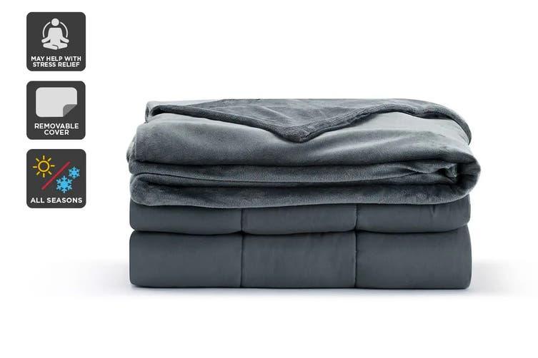 Trafalgar All Seasons Weighted Blanket 9kg